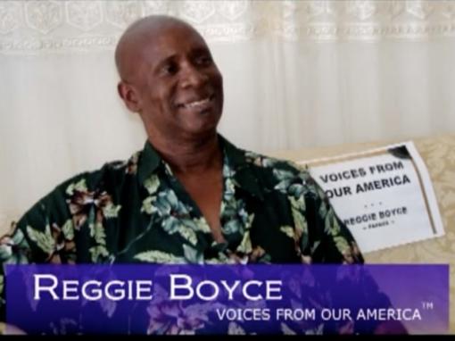 Reggie Boyce