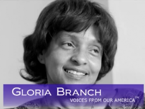 Gloria Branch